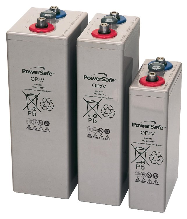 АКБ PowerSafe 6 OPzV 300